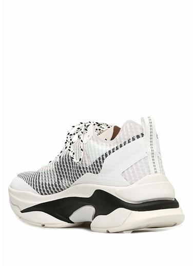 Black Sneakers Beyaz